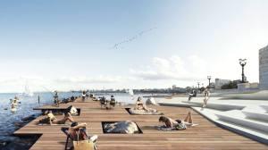 Lungomare, il progetto di Inarch e Ance sul sito web del comune di Bari